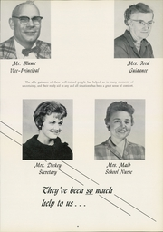Page 13, 1961 Edition, Sunnyside High School - Mirror Yearbook (Sunnyside, WA) online yearbook collection