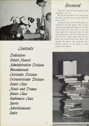 Page 6, 1961 Edition, Sunnyside High School - Mirror Yearbook (Sunnyside, WA) online yearbook collection
