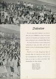 Page 7, 1961 Edition, Sunnyside High School - Mirror Yearbook (Sunnyside, WA) online yearbook collection