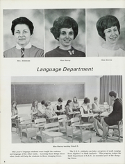 Page 12, 1971 Edition, Sunnyside High School - Mirror Yearbook (Sunnyside, WA) online yearbook collection