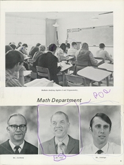 Page 13, 1971 Edition, Sunnyside High School - Mirror Yearbook (Sunnyside, WA) online yearbook collection