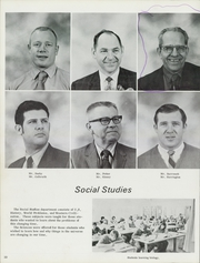 Page 14, 1971 Edition, Sunnyside High School - Mirror Yearbook (Sunnyside, WA) online yearbook collection