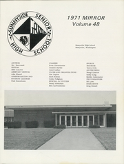 Page 5, 1971 Edition, Sunnyside High School - Mirror Yearbook (Sunnyside, WA) online yearbook collection