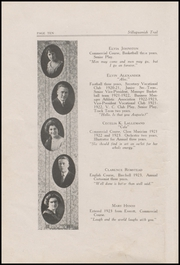 Page 14, 1923 Edition, Arlington High School - Stillaguamish Trail Yearbook (Arlington, WA) online yearbook collection