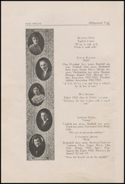 Page 16, 1923 Edition, Arlington High School - Stillaguamish Trail Yearbook (Arlington, WA) online yearbook collection