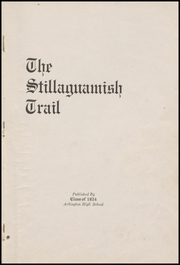 Page 7, 1923 Edition, Arlington High School - Stillaguamish Trail Yearbook (Arlington, WA) online yearbook collection