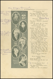 Page 16, 1927 Edition, Arlington High School - Stillaguamish Trail Yearbook (Arlington, WA) online yearbook collection