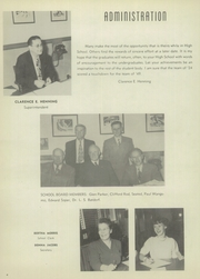 Page 10, 1950 Edition, Arlington High School - Stillaguamish Trail Yearbook (Arlington, WA) online yearbook collection