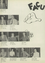Page 12, 1950 Edition, Arlington High School - Stillaguamish Trail Yearbook (Arlington, WA) online yearbook collection