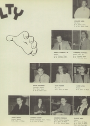 Page 13, 1950 Edition, Arlington High School - Stillaguamish Trail Yearbook (Arlington, WA) online yearbook collection