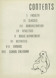Page 8, 1950 Edition, Arlington High School - Stillaguamish Trail Yearbook (Arlington, WA) online yearbook collection