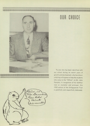 Page 9, 1950 Edition, Arlington High School - Stillaguamish Trail Yearbook (Arlington, WA) online yearbook collection