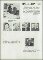 Page 12, 1952 Edition, Arlington High School - Stillaguamish Trail Yearbook (Arlington, WA) online yearbook collection