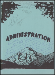 Page 7, 1952 Edition, Arlington High School - Stillaguamish Trail Yearbook (Arlington, WA) online yearbook collection