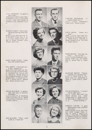 Page 18, 1953 Edition, Arlington High School - Stillaguamish Trail Yearbook (Arlington, WA) online yearbook collection