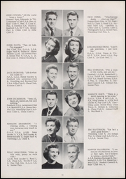 Page 19, 1953 Edition, Arlington High School - Stillaguamish Trail Yearbook (Arlington, WA) online yearbook collection