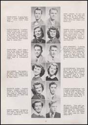 Page 20, 1953 Edition, Arlington High School - Stillaguamish Trail Yearbook (Arlington, WA) online yearbook collection