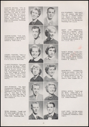 Page 21, 1953 Edition, Arlington High School - Stillaguamish Trail Yearbook (Arlington, WA) online yearbook collection
