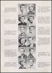 Page 22, 1953 Edition, Arlington High School - Stillaguamish Trail Yearbook (Arlington, WA) online yearbook collection