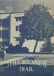 Page 1, 1954 Edition, Arlington High School - Stillaguamish Trail Yearbook (Arlington, WA) online yearbook collection