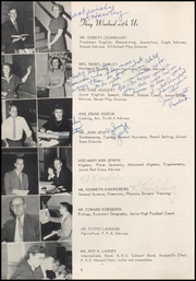Page 12, 1954 Edition, Arlington High School - Stillaguamish Trail Yearbook (Arlington, WA) online yearbook collection