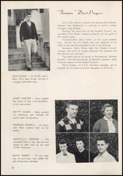 Page 14, 1954 Edition, Arlington High School - Stillaguamish Trail Yearbook (Arlington, WA) online yearbook collection