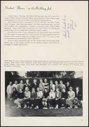 Page 15, 1954 Edition, Arlington High School - Stillaguamish Trail Yearbook (Arlington, WA) online yearbook collection