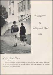 Page 5, 1954 Edition, Arlington High School - Stillaguamish Trail Yearbook (Arlington, WA) online yearbook collection