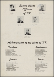 Page 12, 1957 Edition, Arlington High School - Stillaguamish Trail Yearbook (Arlington, WA) online yearbook collection