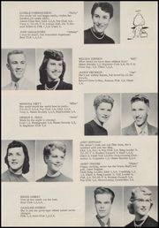 Page 15, 1957 Edition, Arlington High School - Stillaguamish Trail Yearbook (Arlington, WA) online yearbook collection