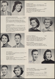 Page 17, 1957 Edition, Arlington High School - Stillaguamish Trail Yearbook (Arlington, WA) online yearbook collection