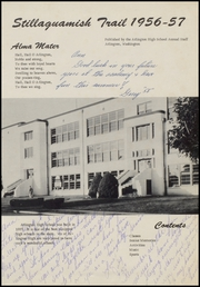 Page 5, 1957 Edition, Arlington High School - Stillaguamish Trail Yearbook (Arlington, WA) online yearbook collection