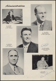 Page 7, 1957 Edition, Arlington High School - Stillaguamish Trail Yearbook (Arlington, WA) online yearbook collection