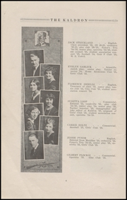 Page 12, 1925 Edition, Ferndale High School - Aquila Yearbook (Ferndale, WA) online yearbook collection