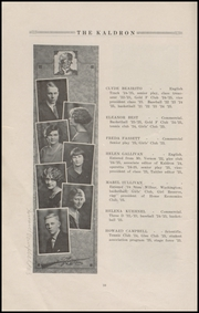 Page 14, 1925 Edition, Ferndale High School - Aquila Yearbook (Ferndale, WA) online yearbook collection