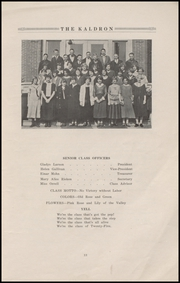 Page 17, 1925 Edition, Ferndale High School - Aquila Yearbook (Ferndale, WA) online yearbook collection