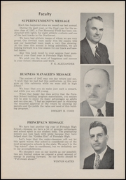 Page 13, 1947 Edition, Ferndale High School - Aquila Yearbook (Ferndale, WA) online yearbook collection