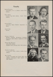 Page 14, 1947 Edition, Ferndale High School - Aquila Yearbook (Ferndale, WA) online yearbook collection