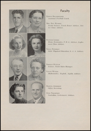 Page 15, 1947 Edition, Ferndale High School - Aquila Yearbook (Ferndale, WA) online yearbook collection