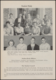 Page 16, 1947 Edition, Ferndale High School - Aquila Yearbook (Ferndale, WA) online yearbook collection