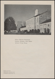 Page 6, 1947 Edition, Ferndale High School - Aquila Yearbook (Ferndale, WA) online yearbook collection