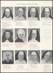 Page 14, 1959 Edition, Blanchet High School - Pallium Yearbook (Seattle, WA) online yearbook collection