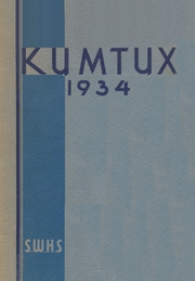 Page 1, 1934 Edition, Sedro Woolley High School - Kumtux Yearbook (Sedro Woolley, WA) online yearbook collection