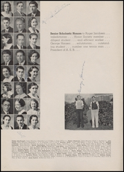 Page 10, 1934 Edition, Sedro Woolley High School - Kumtux Yearbook (Sedro Woolley, WA) online yearbook collection