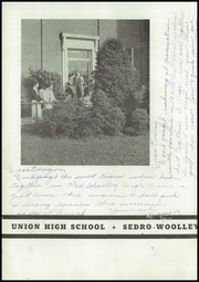 Page 6, 1941 Edition, Sedro Woolley High School - Kumtux Yearbook (Sedro Woolley, WA) online yearbook collection