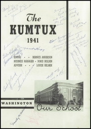 Page 7, 1941 Edition, Sedro Woolley High School - Kumtux Yearbook (Sedro Woolley, WA) online yearbook collection