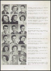 Page 15, 1948 Edition, Sedro Woolley High School - Kumtux Yearbook (Sedro Woolley, WA) online yearbook collection
