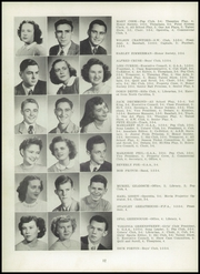 Page 16, 1948 Edition, Sedro Woolley High School - Kumtux Yearbook (Sedro Woolley, WA) online yearbook collection