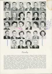 Page 11, 1951 Edition, Sedro Woolley High School - Kumtux Yearbook (Sedro Woolley, WA) online yearbook collection