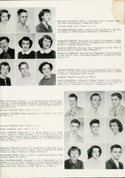 Page 17, 1951 Edition, Sedro Woolley High School - Kumtux Yearbook (Sedro Woolley, WA) online yearbook collection